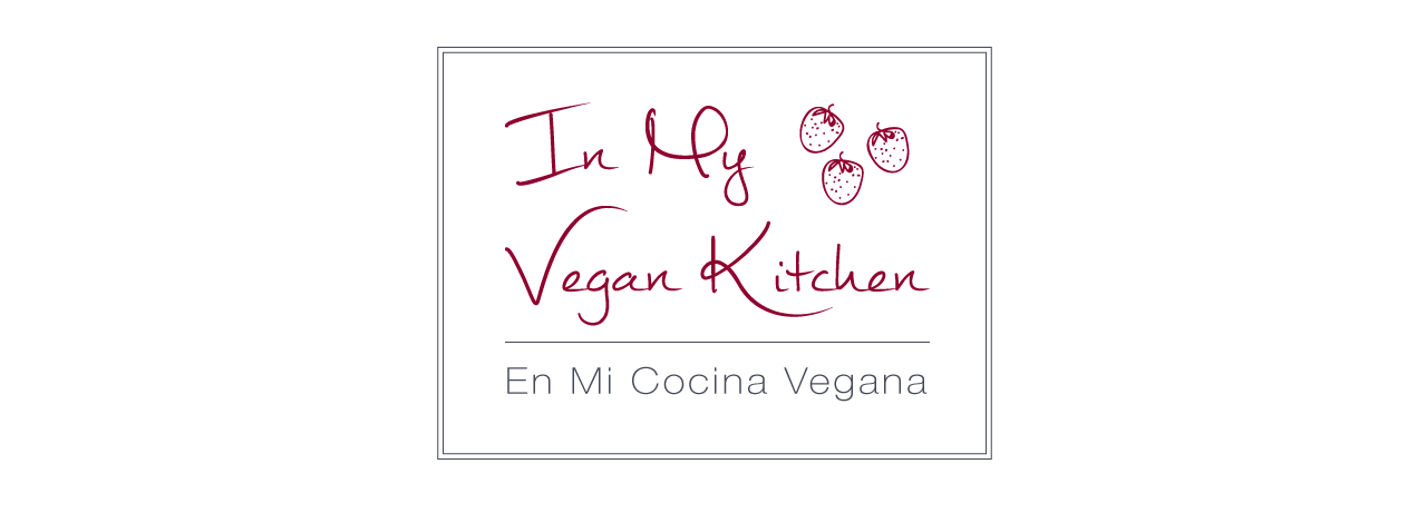 In My Vegan Kitchen Blog cover
