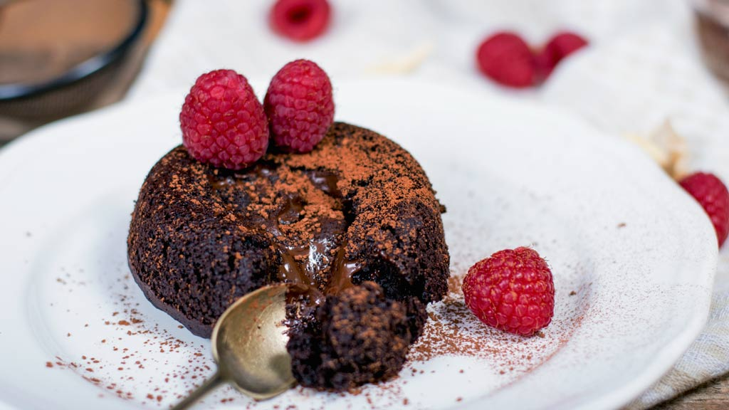 Vegan Chocolate Coulant Recipe